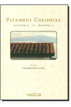 Pitangui Colonial - História e Memória
