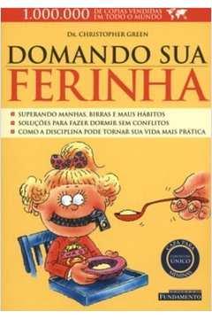 Domando Sua Ferinha-Capa Meninas - 1ª Ed.