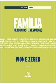 FAMILIA - PERGUNTAS E RESPOSTAS - ED. REVISTA