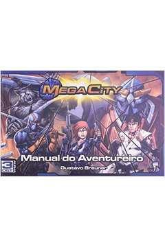 Manual do Aventureiro: Mega City