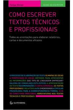 Como Escrever Textos Tecnicos e Profissionais
