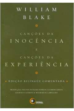 CANCOES DA INOCENCIA E DA EXPERIENCIA