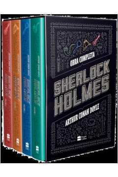 Box Sherlock Holmes - Harpercollins
