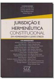 Jurisdicão e Hermenêutica Constitucional
