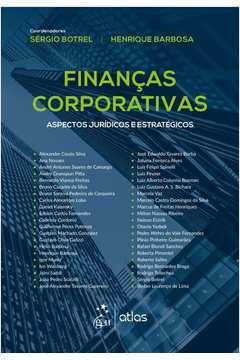 FINANCAS CORPORATIVAS: ASPECTOS JURIDICOS E ESTRAT