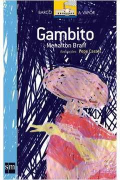 Gambito/ Barco a Vapor/ Volume 7/ Série Azul