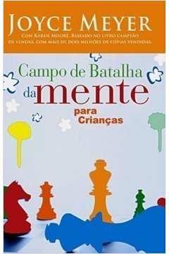 Campo de Batalha da Mente para Crianças - Livro