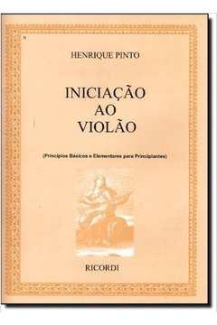 INICIAÇÃO AO VIOLÃO - VOLUME II
