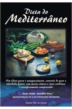 Dieta do Mediterrâneo 2°edição Revisada Com Nova Ortografia