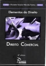 Direito Comercial (Série Elementos do Direito) de Elisabete Teixeira Vido dos Santos pela Premier Máxima (2007)