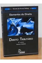 Direito Tributário - 9ª Edição - Livro