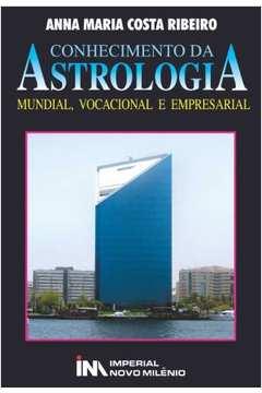Conhecimento da Astrologia Mundial Vocacional e Empresarial