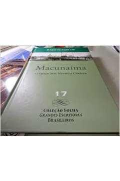 Coleção Folha Macunaíma: o Herói sem Nenhum Caráter