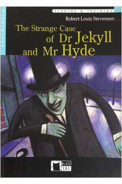 STRANGE CASE OF DR. JEKYLL AND MR. HYDE, THE - WITH AUDIO CD