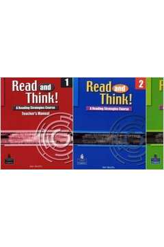 Read and Think ! 1 - a Reading Strategies Course