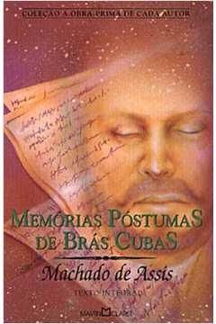 Memórias Póstumas de Brás Cubas - Martin Claret Nº18