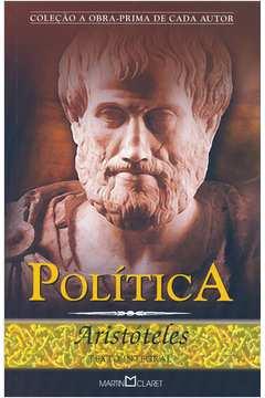 Política - Coleção a Obra-prima de Cada Autor