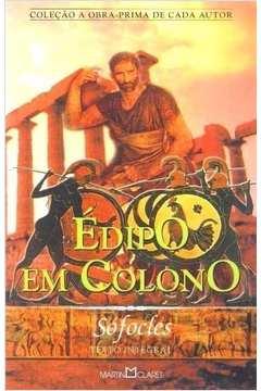 édipo Em Colono - Col. a Obra-prima de Cada Autor