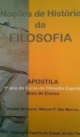 Noções de História da Filosofia: Curso de Introdução ao Conhecimento do Espiritismo