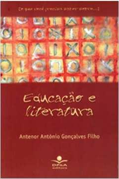 Educacao e Literatura